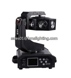 8*40W LED RGBW Moving Head Flying Light BMS-8851 pictures & photos