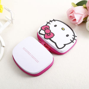 Hello Kitty Zipper Tin Case for Packing Candy pictures & photos