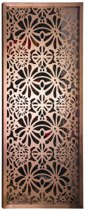 201 Stainless Steel Laser Cut Screen for Hotel Decoration pictures & photos