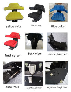 Aftermarket Tractor Parts Tractor Seats for New Holland Tractor (YY8) pictures & photos