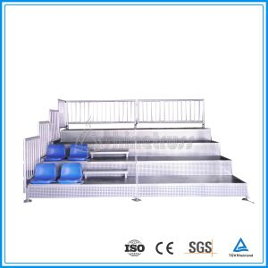 Aluminum Mobile Stand, Light Stand, Bleacher Seat pictures & photos