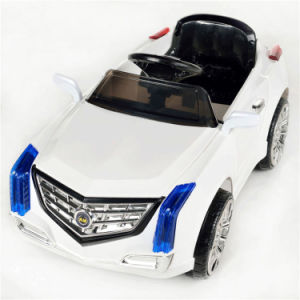 Electric Ride-on Children′s Toy Car- Remote Control White pictures & photos