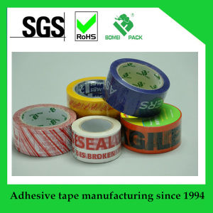 Acrylic Adhesive Printed Packing Tape pictures & photos