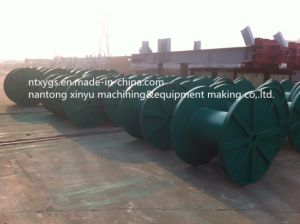 Factory Outlet Green Bobbin for Steel Wire Rope pictures & photos
