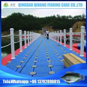 Water Floating Platform, PVC Floating Platform, Floating Pontoon Platform for Entertainment pictures & photos