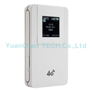Mobile 3G /4G WiFi Router with SIM Card Slot Support Lte/WCDMA HSPA/GSM pictures & photos