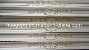 PU Cornice Mouldings for Decoration, Carving Cornice Mouldings pictures & photos