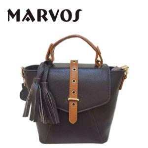 China Wholesale Leather Handbag / Lady′s Tote Handbag Ma1650 pictures & photos