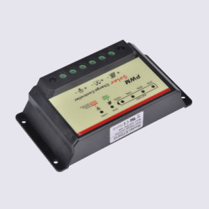 12V/24V 10A/20A/30A Manual PWM Solar Charge Controller pictures & photos