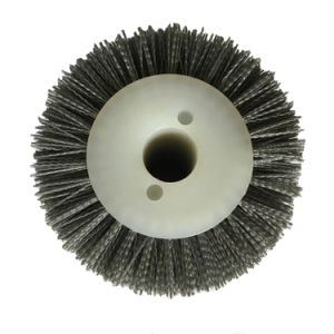 Angle Grinder Wire Nylon Abrasive Brush for Sale pictures & photos