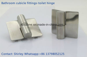 New Design Bathroom Cubicle Partition Accessories Shower Hinges pictures & photos