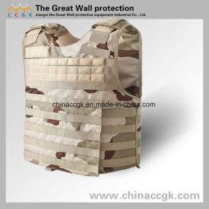 Nij III/ IV Kevlar PE Desert Camouflage Bulletproof Vest