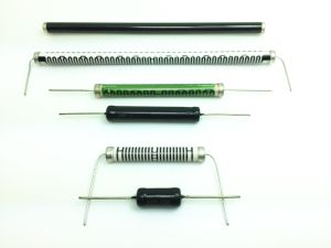 Thick Film Cylindrical High Voltage Resistors pictures & photos