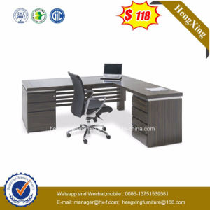 Hotel School Executive Office Table Desk Wooden Office Furniture (HX-RY0496) pictures & photos