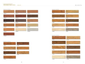 High Quality 150X600mm Wooden Tile with Factory Price (TJM6519) pictures & photos