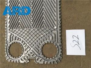 Sondex Plate Heat Exchanger Plate S22 S37 Plate Titanium C2000 AISI304 AISI316 pictures & photos