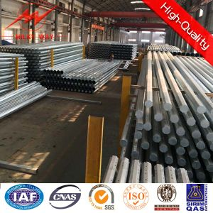 115kv Power Transmission Steel Supporting Structure pictures & photos