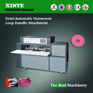 Semi-Automatic Soft Handle Sealing Machine pictures & photos