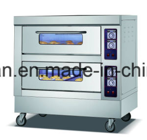 Corrosion Resistance & Good Quality Baking Oven for Pizza Store pictures & photos