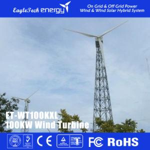 100kw Big Power Wind Turbine Wind Energy Generator Wind System