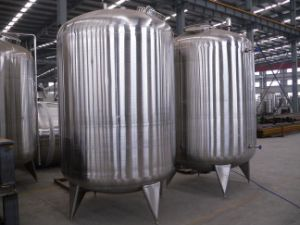 High Quality Ss304 Stainless Steel Water Storage Tank pictures & photos