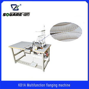 Hight Loft Mattress Flanging Machine pictures & photos