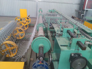 Full Automatic Chain Link Fence Making Machine pictures & photos