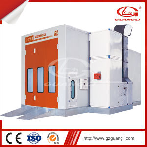 Gl2000-B1 Durable and High Efficiency 25 Kw Auto Spray Booth for Midsize Bus pictures & photos