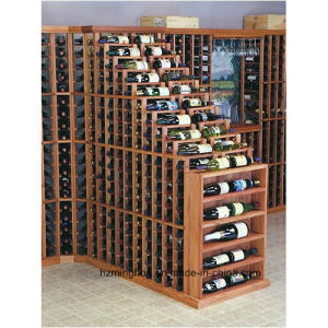 Wood Cellar Series Wine Bottle Holder 270 Bottles Wine Rack pictures & photos