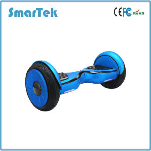Smartek 10 Inch Balancing Scooter Zebra Cross-Country Hoverboard Us Stock Drop Shipping Available with UL S-002-1 pictures & photos