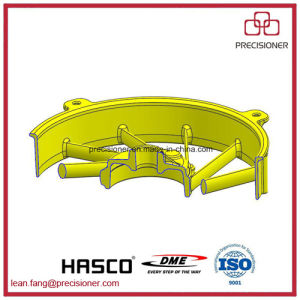 Die Casting Mold with 3-Plate Die Structure pictures & photos