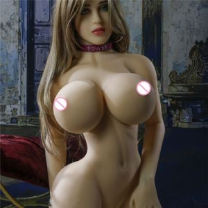 153cm Realistic Silicone Big Breast Ass Skinny Waist Sex Doll pictures & photos