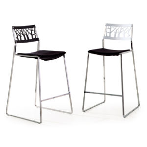 Modern Style Metal Fabric Chair for Bar/Living Room (KC14) pictures & photos