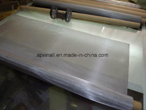 Plain Weaving Stainless Steel Wire Mesh 304 316 410 pictures & photos