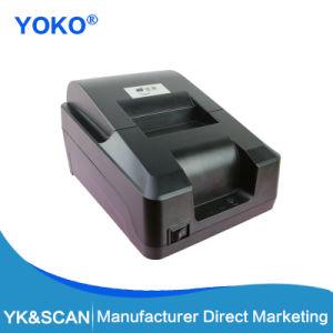 Black Mini Thermal Receipt Printer pictures & photos