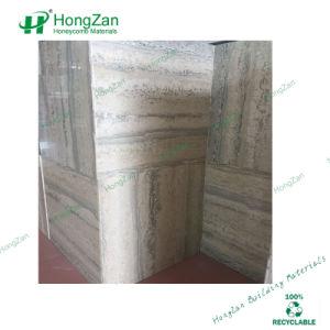 Travertine Honeycomb Panel pictures & photos