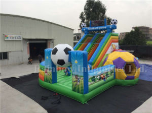 Football Playground Inflatable Bouncer/Inflatable Football Playground/Funcity pictures & photos