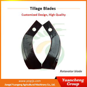 Available Jiangxi Tractor Parts Machinery Machine Tiller Blade pictures & photos