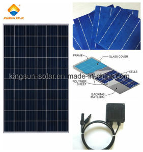250W Poly-Crystalline Silicon Solar Panels pictures & photos