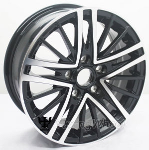15 Inch Black Car Aluminium Alloy Rim or Alloy Rims for Volkswagen pictures & photos