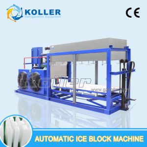 Block Ice Machine Without Salt Using PLC Program System DK30 pictures & photos