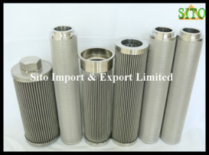 Hot Sale 316L Stainless Steel Mesh Cartridge Filter for Oil Filtration pictures & photos