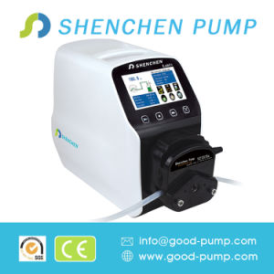 High Accuracy Chocolate Dosing Peristaltic Pump pictures & photos