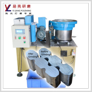 Stainless Steel Lock Auto Vibration Sanding Grinding Machine pictures & photos