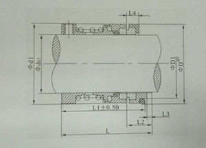 Mechanical Seal for Pump (SL112 Series) pictures & photos