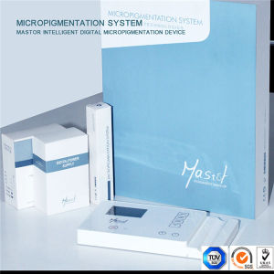 Mastor Permanent Makeup Micropigmentation Systems Tattoo Machine Kit pictures & photos