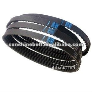 Classical Rubber Raw Edge Cogged V-Belt pictures & photos