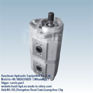 (M-523090PM) Stainless Steel Hydraulic Excavator Gear Pump for Hyundai/Doosan/Cat