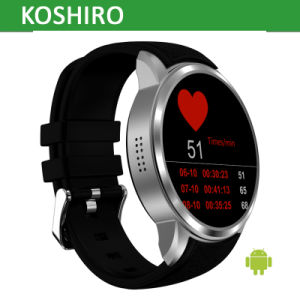 Round Screen 3G Android OS 5.1 Smart Watch pictures & photos