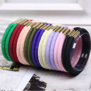Good Price and Good Quality Elastic Round Hair Band pictures & photos